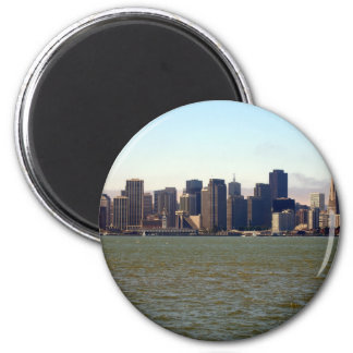 Just San Francisco Refrigerator Magnet