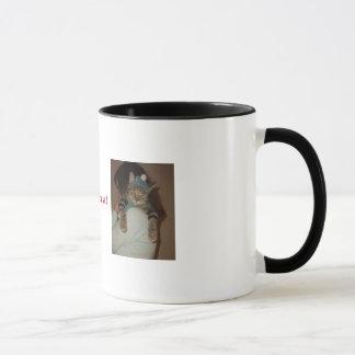 Just say no to boris abuse! mug