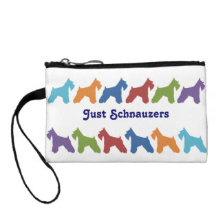 Just Schnauzers Coin Purse