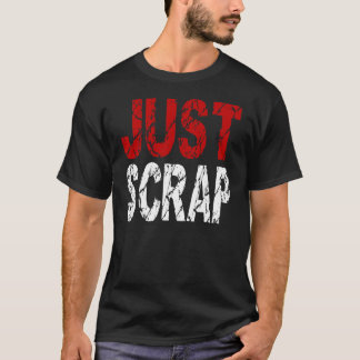 Just Scrap - Fighter B J Penn Sport T Shirt