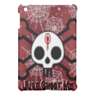 Just Shoot Me Case For The iPad Mini