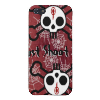 Just Shoot Me iPhone 5/5S Case