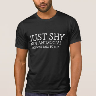 Just shy T-Shirt