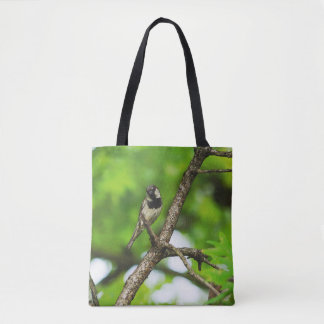 Just Sitting Around Tote Bag