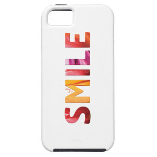 Just Smile Happy Quote 04 Case For The iPhone 5
