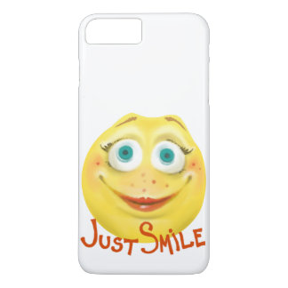 Just Smile :) iPhone 8 Plus/7 Plus Case