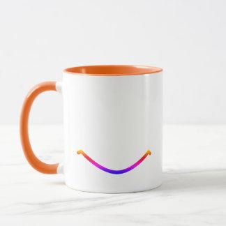 Just smile ! mug