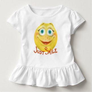 Just Smile :) Toddler T-shirt