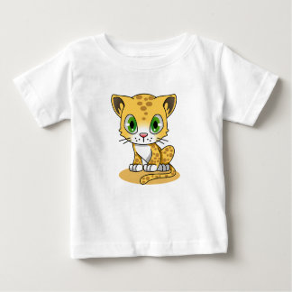 Just So Cute Baby Cheetah - Baby t-shirt