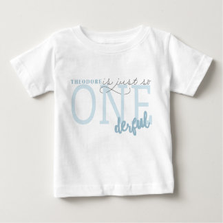 Just so ONEderful Baby T-Shirt