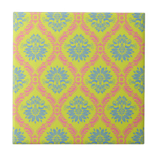 just some funky damask tile