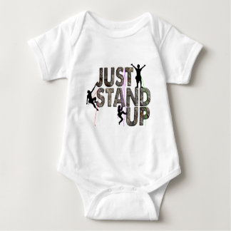 Just Stand Up Baby Bodysuit