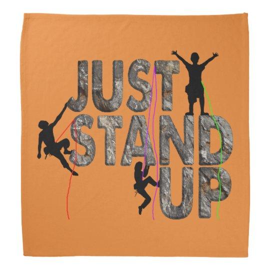 Just Stand Up Bandana