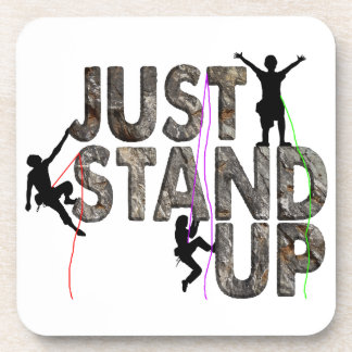 Just Stand Up Coaster