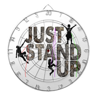 Just Stand Up Dartboard