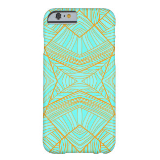 Just The Blues by KCS Barely There iPhone 6 Case