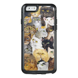 Just the Cat's Whisker OtterBox iPhone 6/6s Case