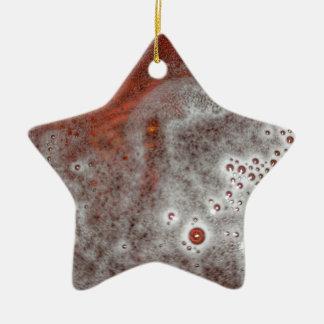 Just The Foam Ceramic Ornament