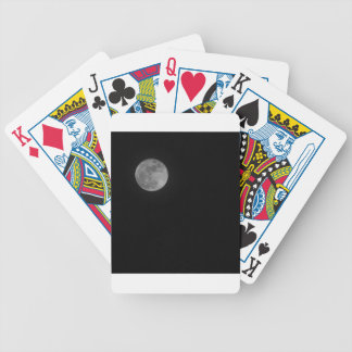 Just the Moon Poker Deck