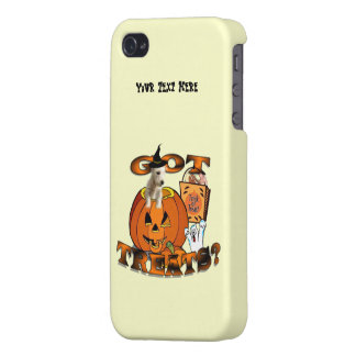 Just Too Cute Westie Puppy, Peeking Out of Pumpkin iPhone 4/4S Cover