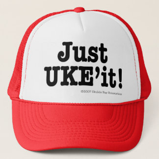 Just UKE'it Cap