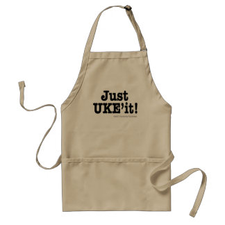 Just UKE'it! Workshop Apron