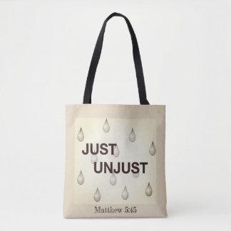 Just Unjust Bag