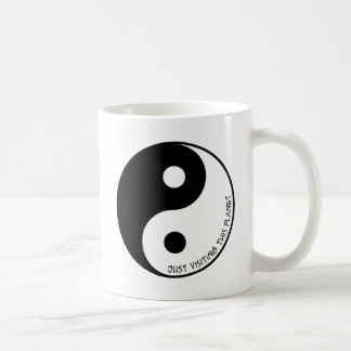 Just Visiting This Planet Coffee Mug