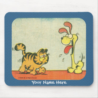 Just Walking By mousepad