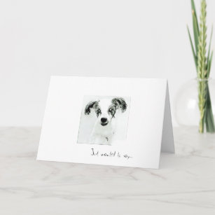 Cute Dog Sayings Congratulations Cards | Zazzle ca