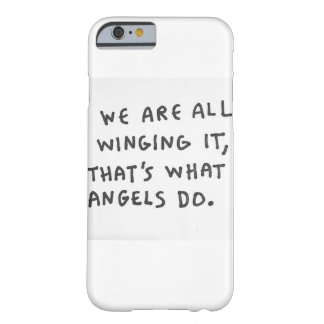 Just Winging It Phone Case