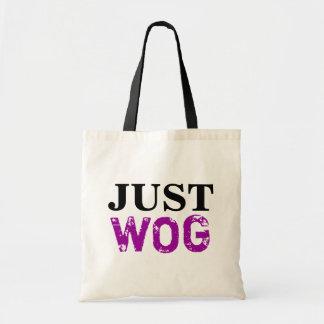 Just WOG Tote Bag