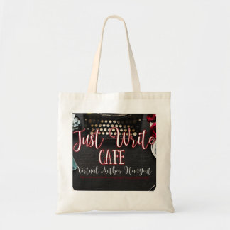 Just Write Cafe Bag