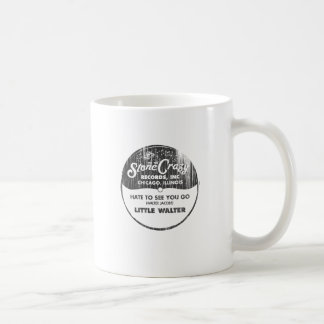 Just  Your Fool Stone Crazy Records Coffee Mug
