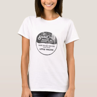 Just  Your Fool Stone Crazy Records T-Shirt