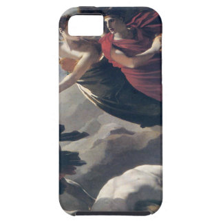 Justice and Divine Vengeance pursuing Crime Pierre iPhone 5 Cases