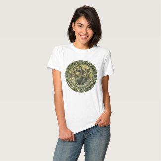 Justice by Raphael, Vintage Renaissance Art Tee Shirt