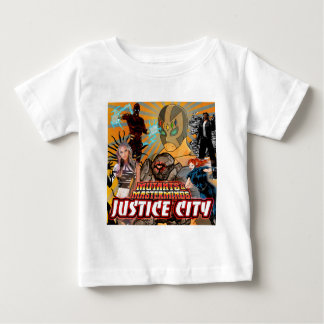Justice City United Podcast Logo Shirt