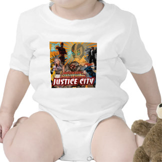 Justice City United Podcast Logo Shirt