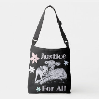 Justice for All Animal Rights Bag