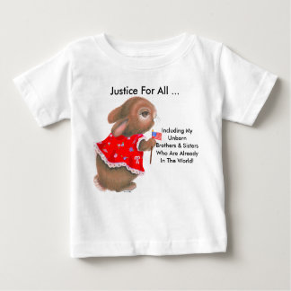 """""""Justice For All"""" Toddler T-Shirt"""