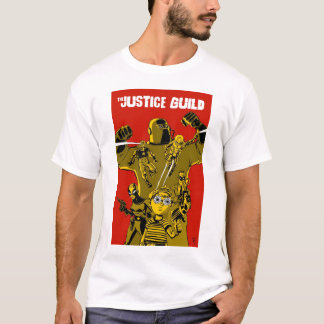 Justice Guild 1 T-Shirt
