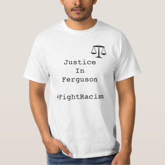 Justice in Ferguson T-Shirt