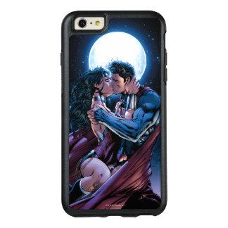 Justice League #12 Wonder Woman & Superman Kiss OtterBox iPhone 6/6s Plus Case