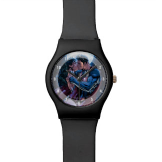 Justice League #12 Wonder Woman & Superman Kiss Watch