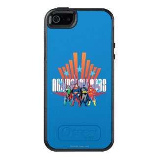 """Justice League """"Against All Odds"""" OtterBox iPhone 5/5s/SE Case"""