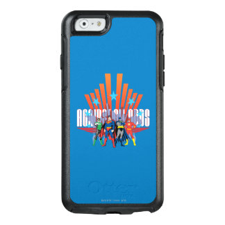 "Justice League ""Against All Odds"" OtterBox iPhone 6/6s Case"