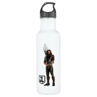 Justice League | Aquaman On Battlefield 710 Ml Water Bottle