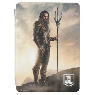 Justice League   Aquaman On Battlefield iPad Air Cover