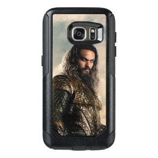 Justice League | Aquaman On Battlefield OtterBox Samsung Galaxy S7 Case
